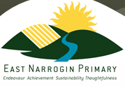 East Narrogin Primary School Logo
